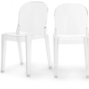 Pair of chairs, £139