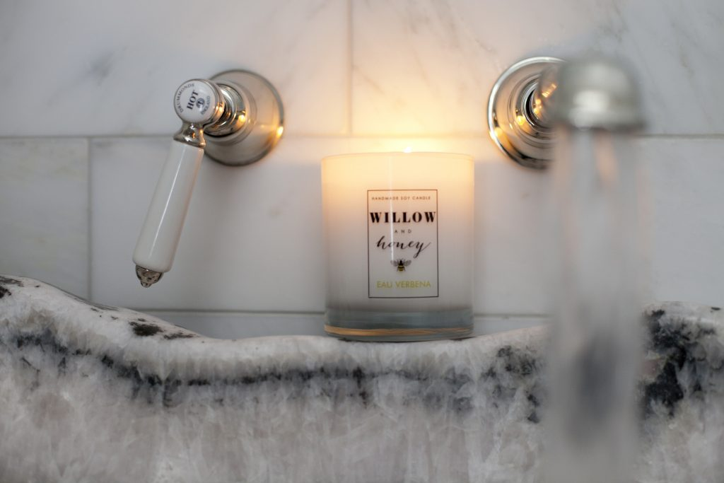 W&H Eau Verbena Bathroom