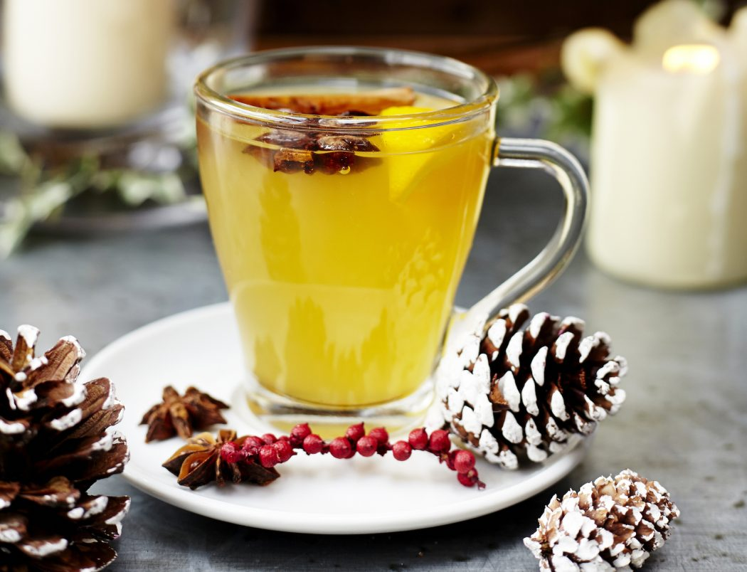 White mulled wine recipe | Yes Please
