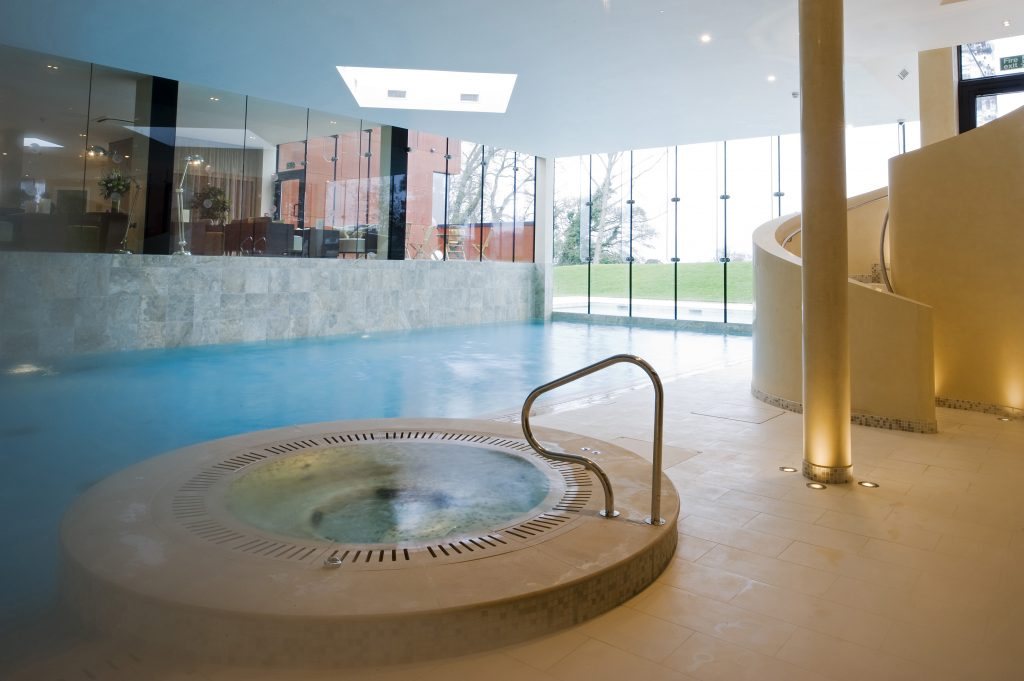 Ockenden Manor Spa