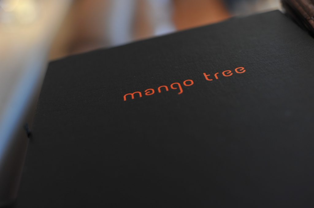 mango tree restaurant london