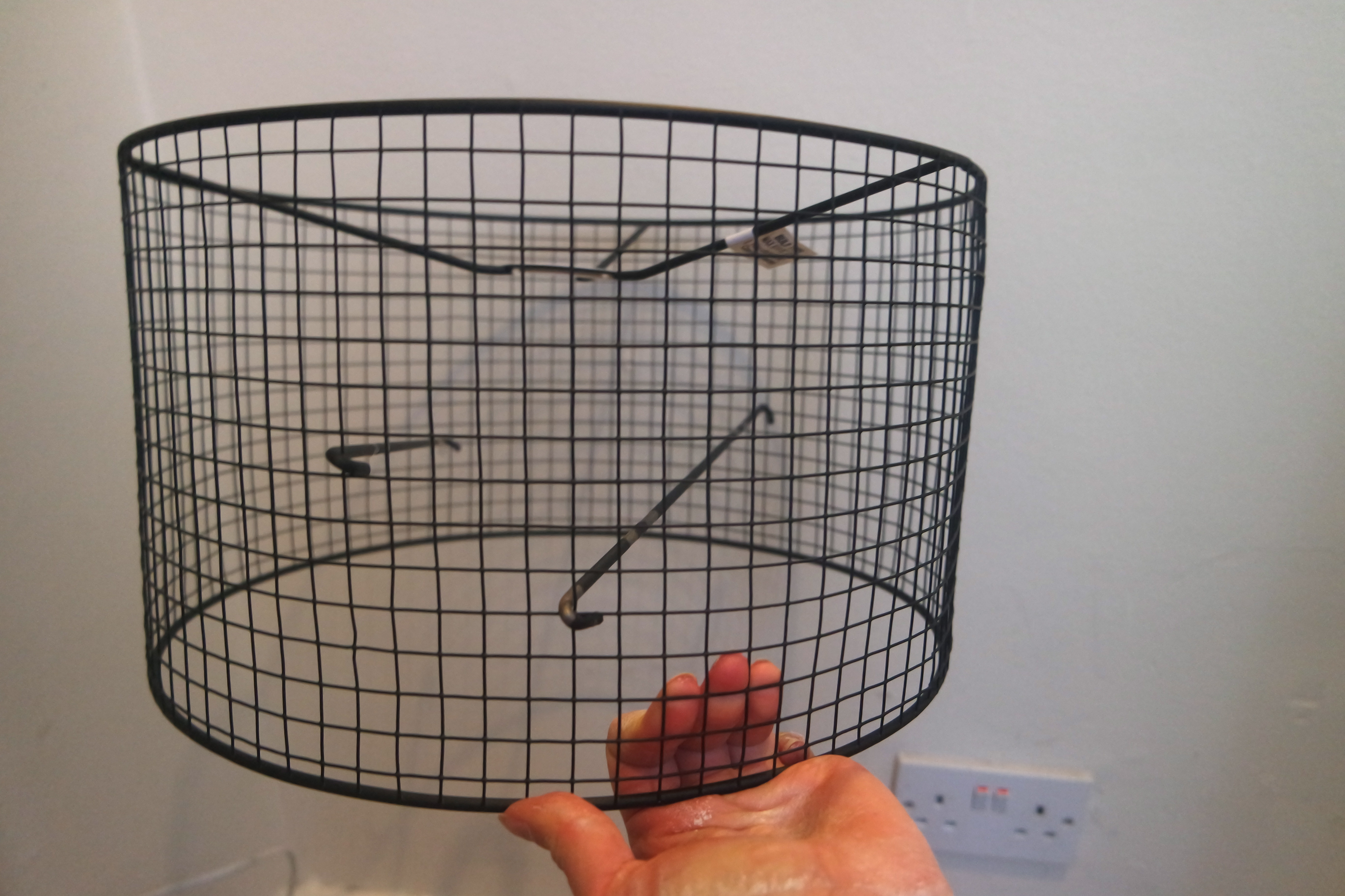 Fun and easy diy birdcage lampshade yes please diy birdcage lampshade diy birdcage lampshade keyboard keysfo Images