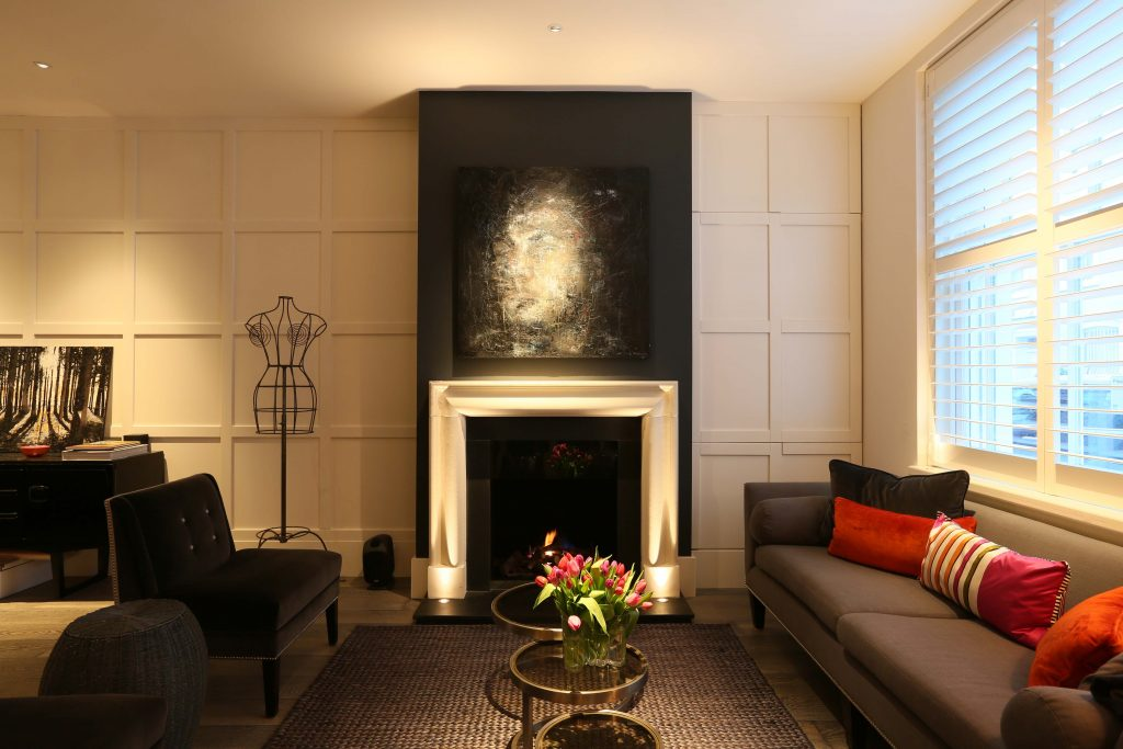 Living Room Uplighting the clever lighting tricks that make your home beautiful