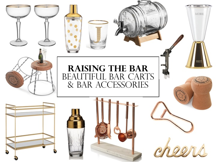 Charming Raising The Bar (the Most Glamorous Bar Accessories You Never Knew You  Needed)