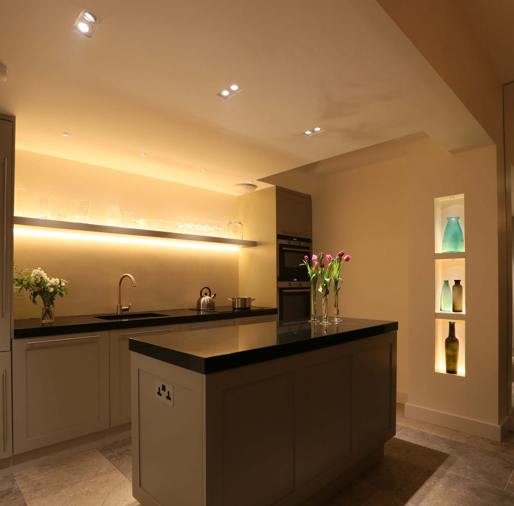 Lighting For The Kitchen: Clever Kitchen Lighting Tricks