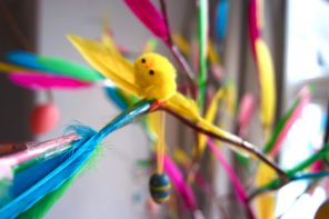 3 simple ways to decorate a gorgeous Paskris Easter tree