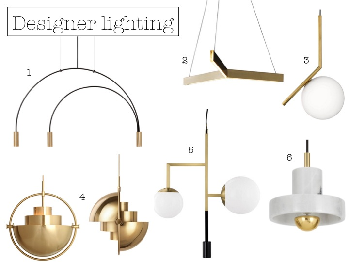 Lighten Up With These Stunning Statement Pendant Lights Yes Please