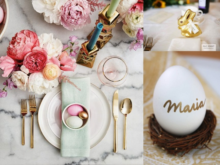 These Enchanting Easter Table Decorations And Serveware Celebrate The Arrival Of Spring Will Get Your Dinner Or Brunch Hopping