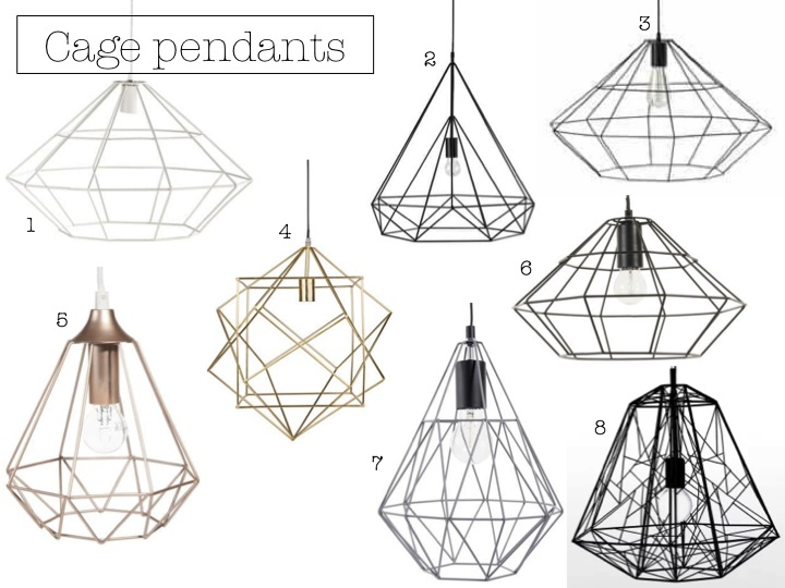 Lighten up with these stunning statement pendant lights | Yes Please