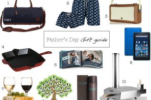 Father's Day Gift Guide Roundup – 10 gifts to suit every kind of man