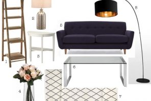 How you can get the interior designed look for less