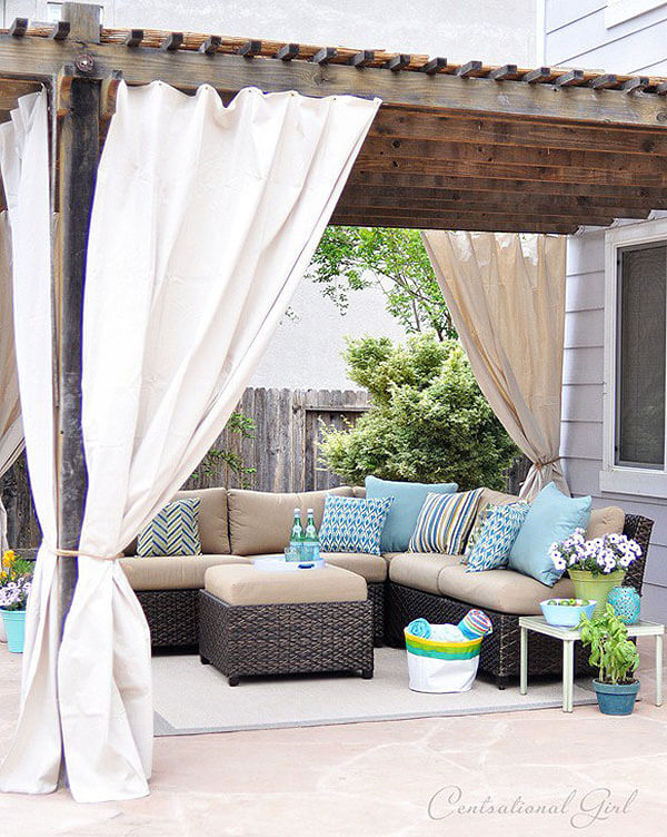 10 Insanely Cool Ideas To Upgrade Your Garden Terrace Or Patio