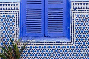 Current obsession: Moroccan tiles