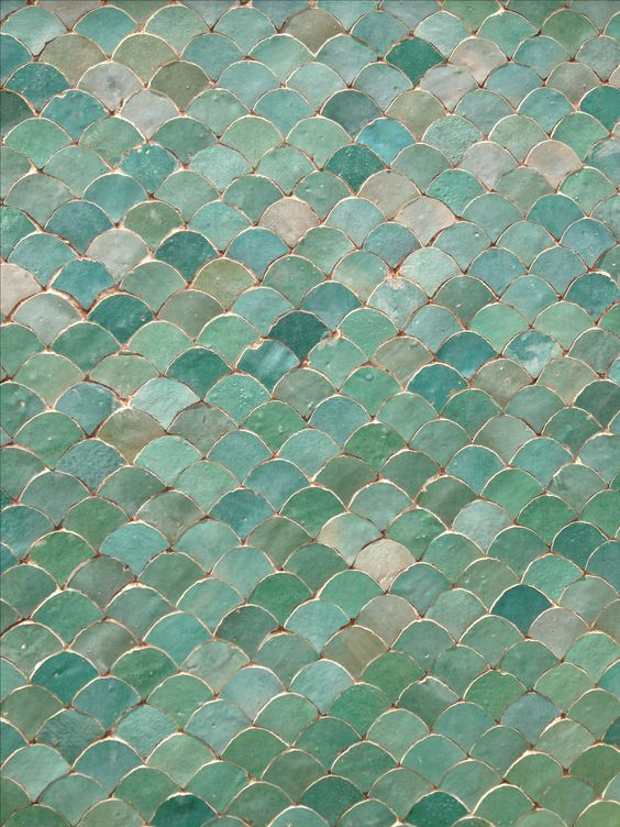 But The Most Defining Feature Of Moroccan Tile Is Shape Or Pattern