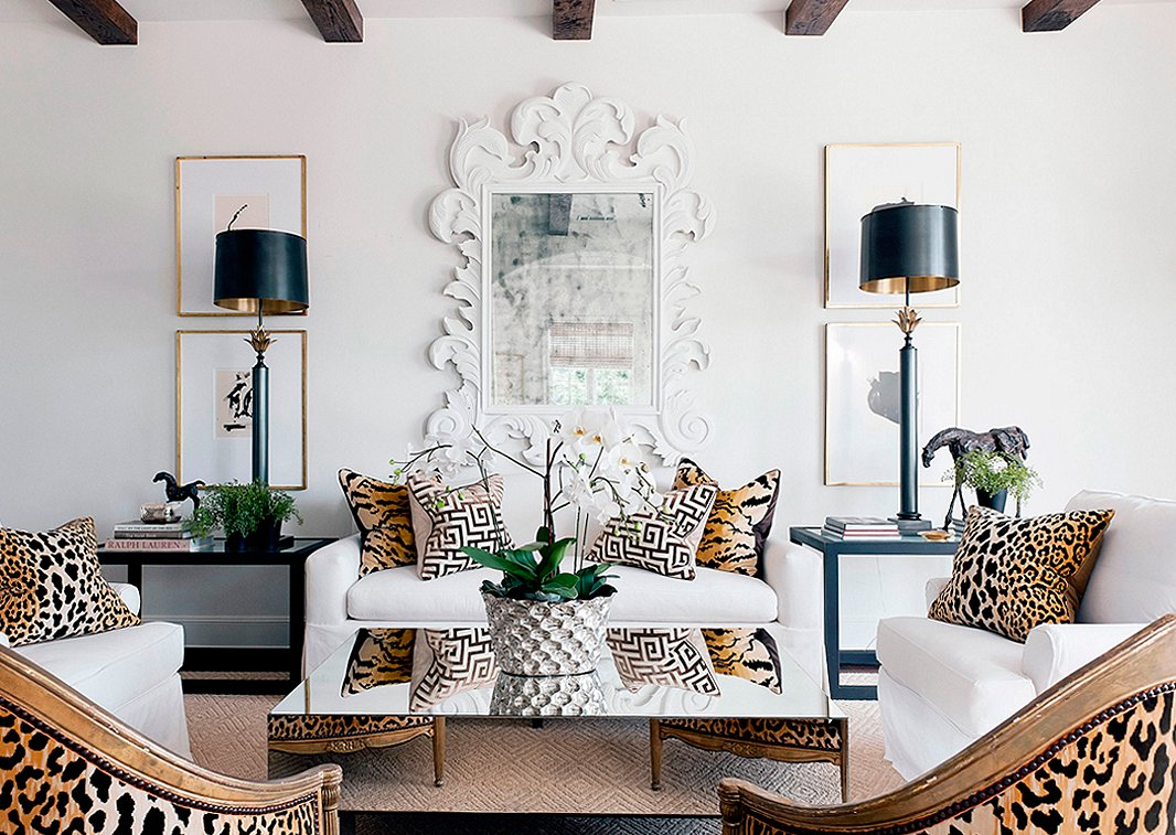 Wild Thing: Animal Print Accents | Yes Please