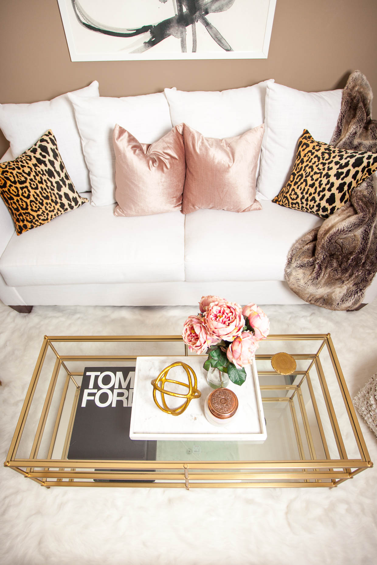 leopard print interior | Yes Please