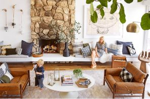 Design Crush: Emily Henderson's Casual Cool Californian style