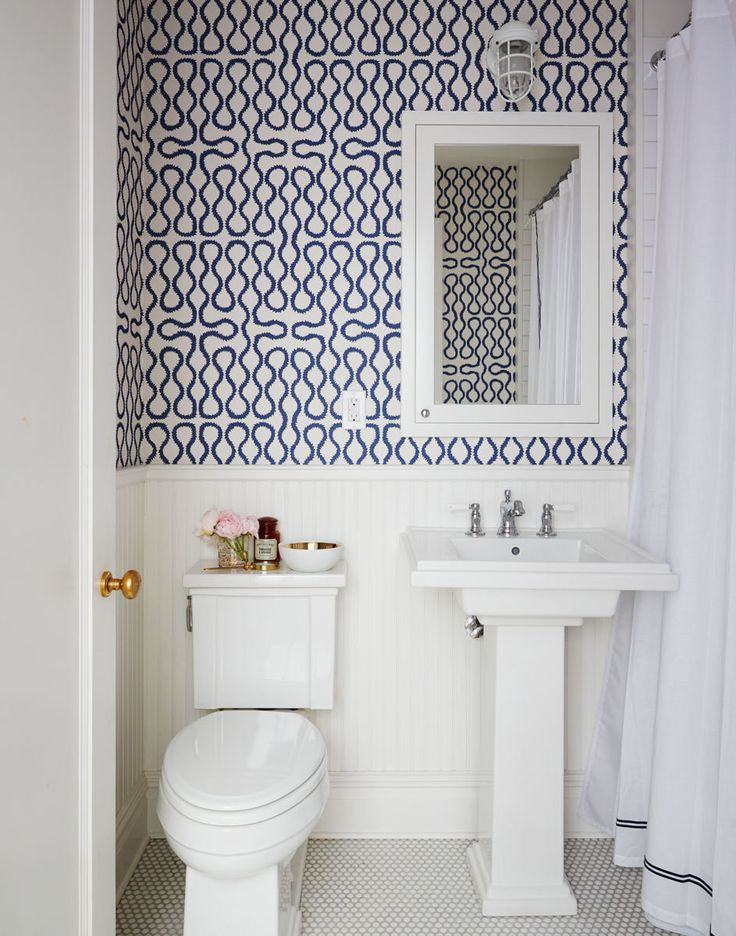Bathroom Porn The Most Stunning Bathroom Wallpapers And