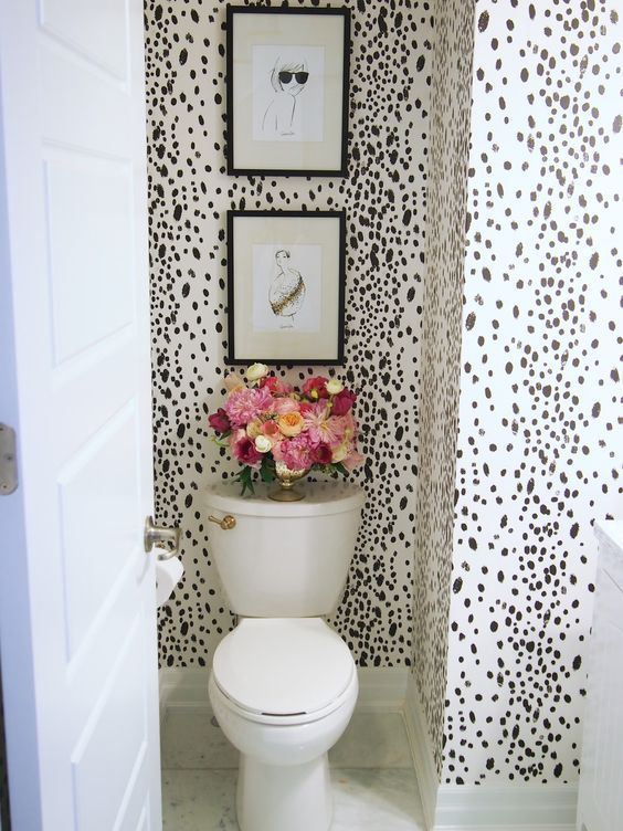 Bathroom porn: the most stunning bathroom wallpapers and where to find them | Yes Please