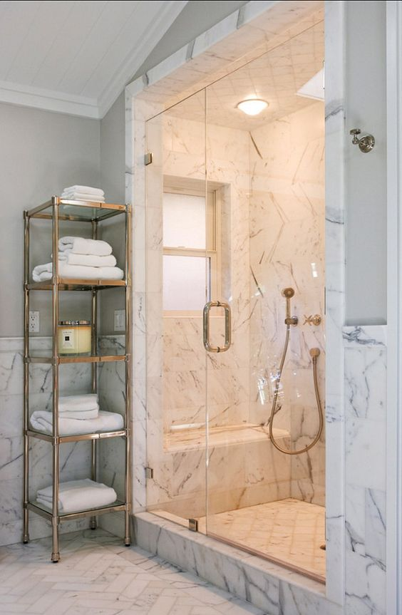13 Genius Design Ideas To Give Your Bathroom A Designer Look | Yes Please