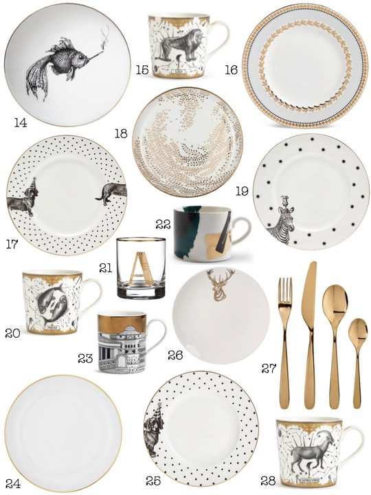 Pretty Plates 96 Of The Prettiest Plates And Tableware