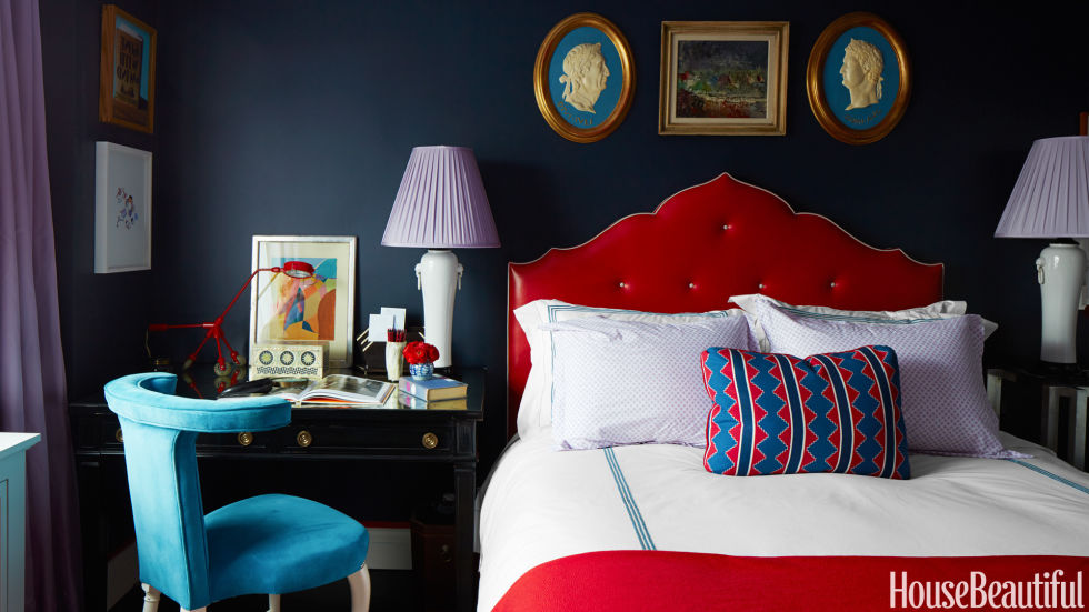 colour inspiration for a happy home yes please