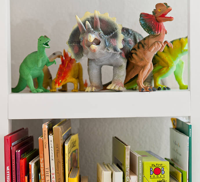Children S Furniture And Accessories For A Dinosaur Themed