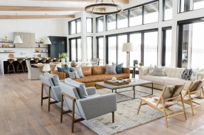 Living room ideas and inspiration: Get Studio McGee's look for less