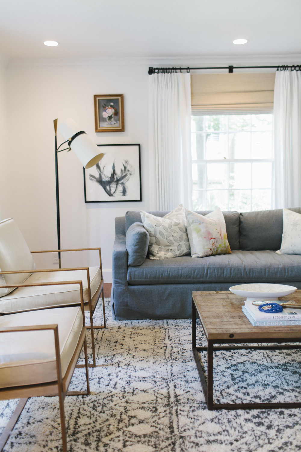 Living Room Ideas And Inspiration Get Studio Mcgee S Look