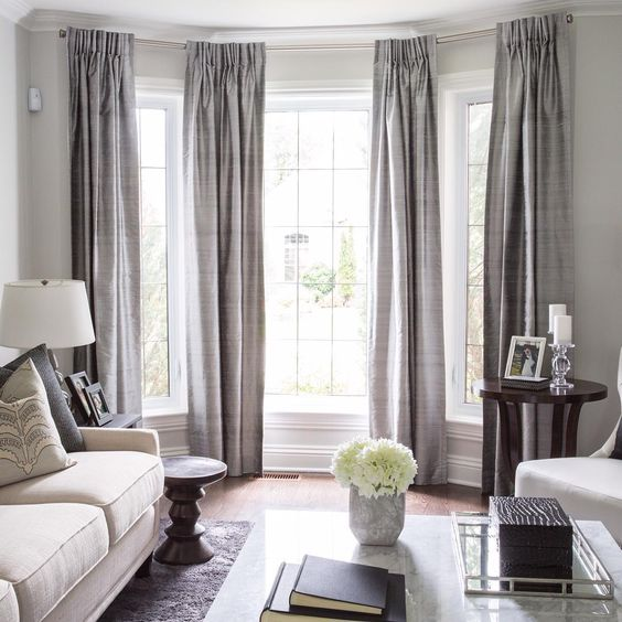 Stunning Curtain Styles And Other Window Treatments Yes Please