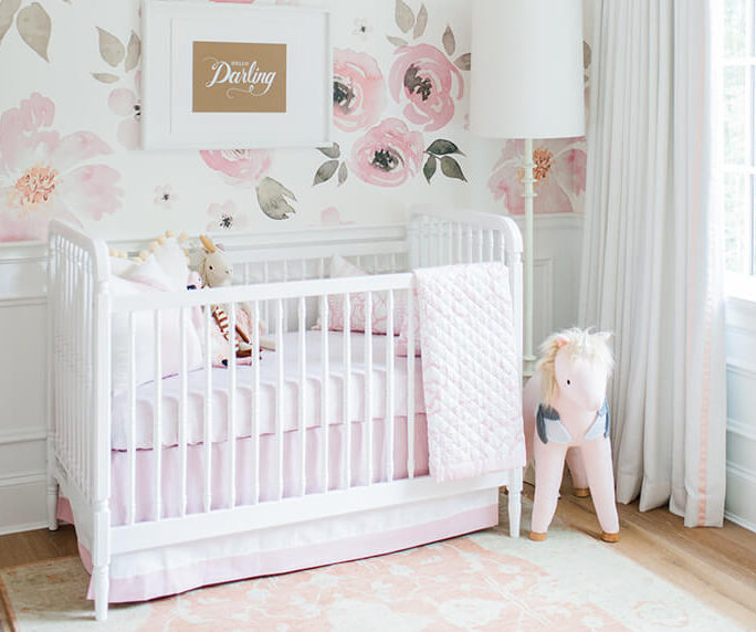 Babies Nursery Decorating Ideas Pretty nursery decorating ideas, furniture and accessories for baby girls