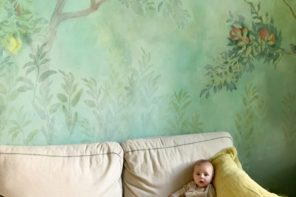 Fresco Painting Wall Murals Inspired By Livia's Garden